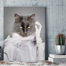 Load image into Gallery viewer, Femme Fatale - Custom Pet Canvas