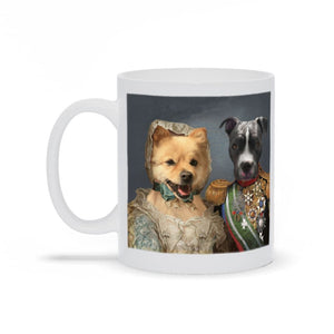 Mademoiselle and Supreme Commander - Custom Pet Mug