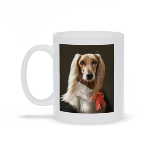 Miss Charming - Custom Pet Mug