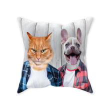 Load image into Gallery viewer, The Cool Guys - Custom Pet Pillow