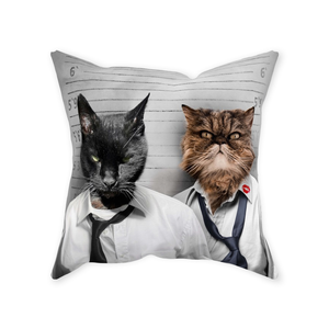 The Crook Brothers - Custom Pet Pillow