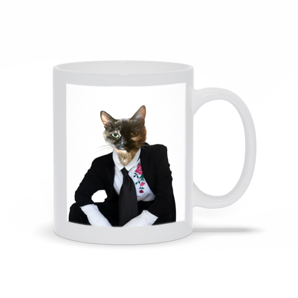 The Sass - Custom Pet Mug