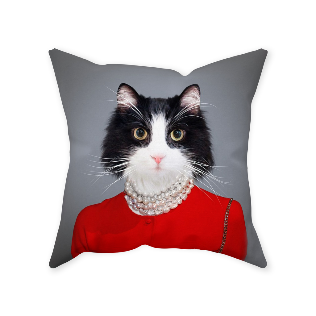 The Fashion Icon - Custom Pet Pillow