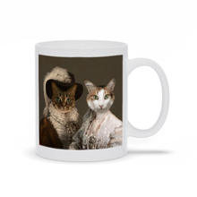 Load image into Gallery viewer, The Baroness and Classy Lady - Custom Pet Mug