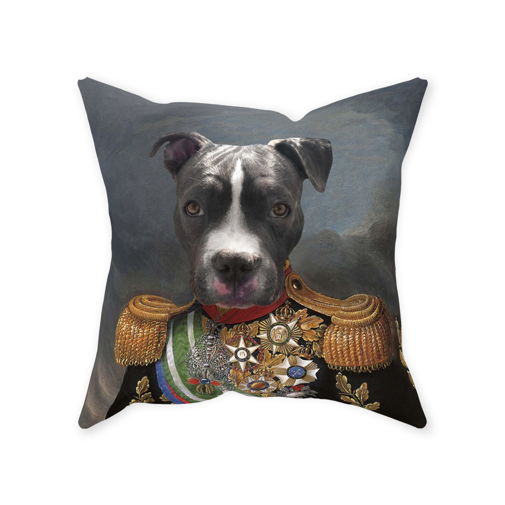 Supreme Commander - Custom Pet Pillow