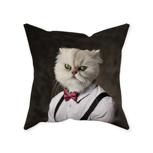 The Hipster - Custom Pet Pillow