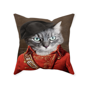 The Soldier - Custom Pet Pillow