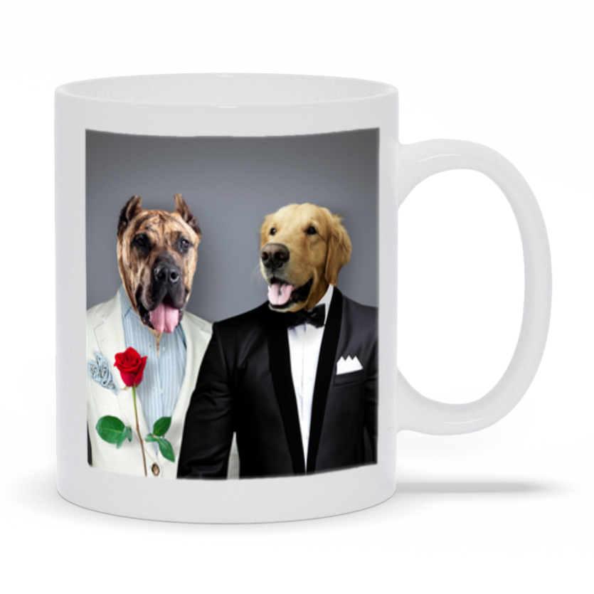 The Bro Code - Custom Pet Mug