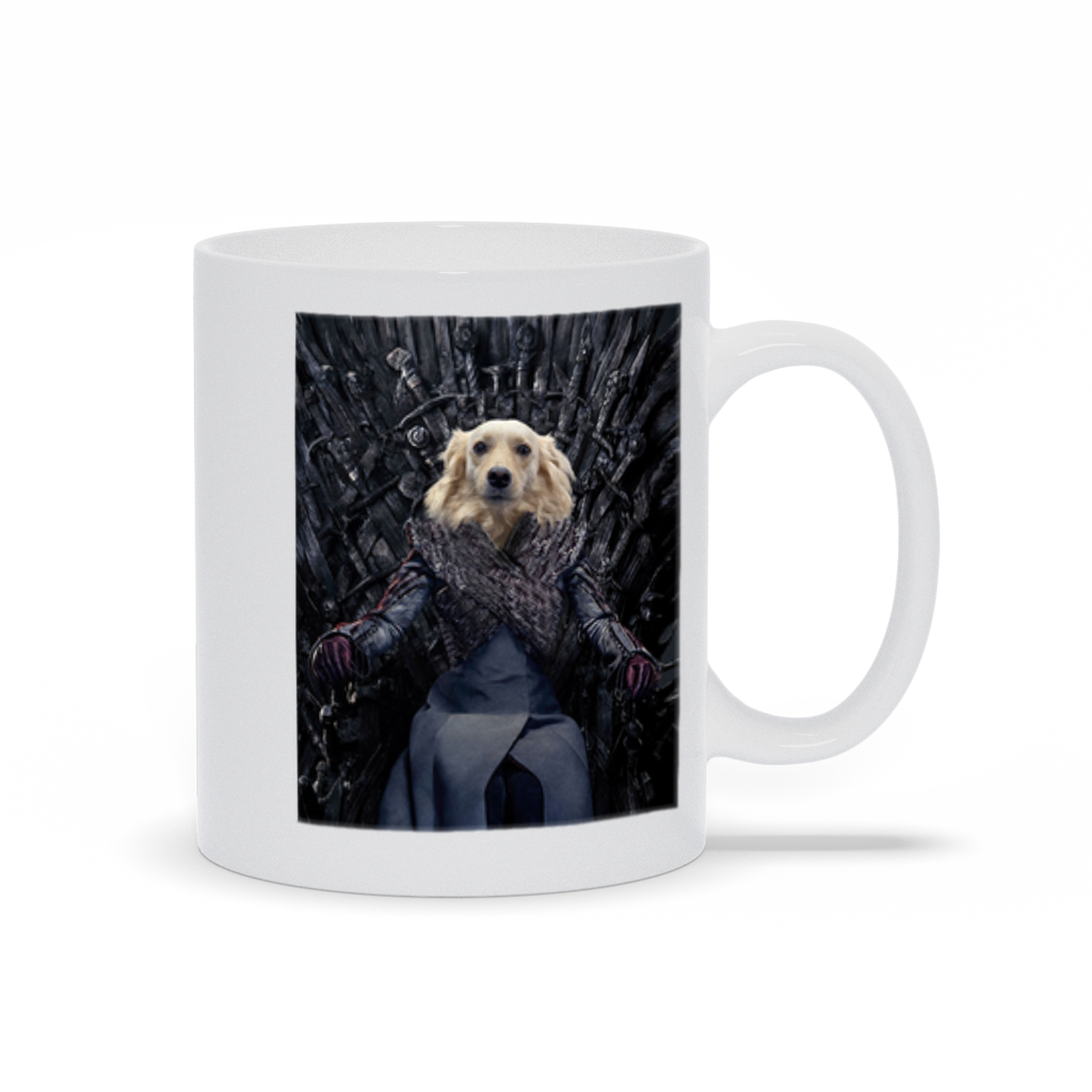 The Dragon Mom - Custom Pet Mug