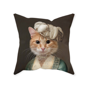 Miss Elegance - Custom Pet Pillow