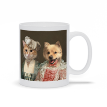 Load image into Gallery viewer, Miss Elegance and The Courtesan - Custom Pet Mug