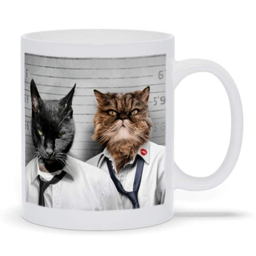The Crook Brothers - Custom Pet Mug