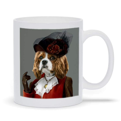 The Dame - Custom Pet Mug