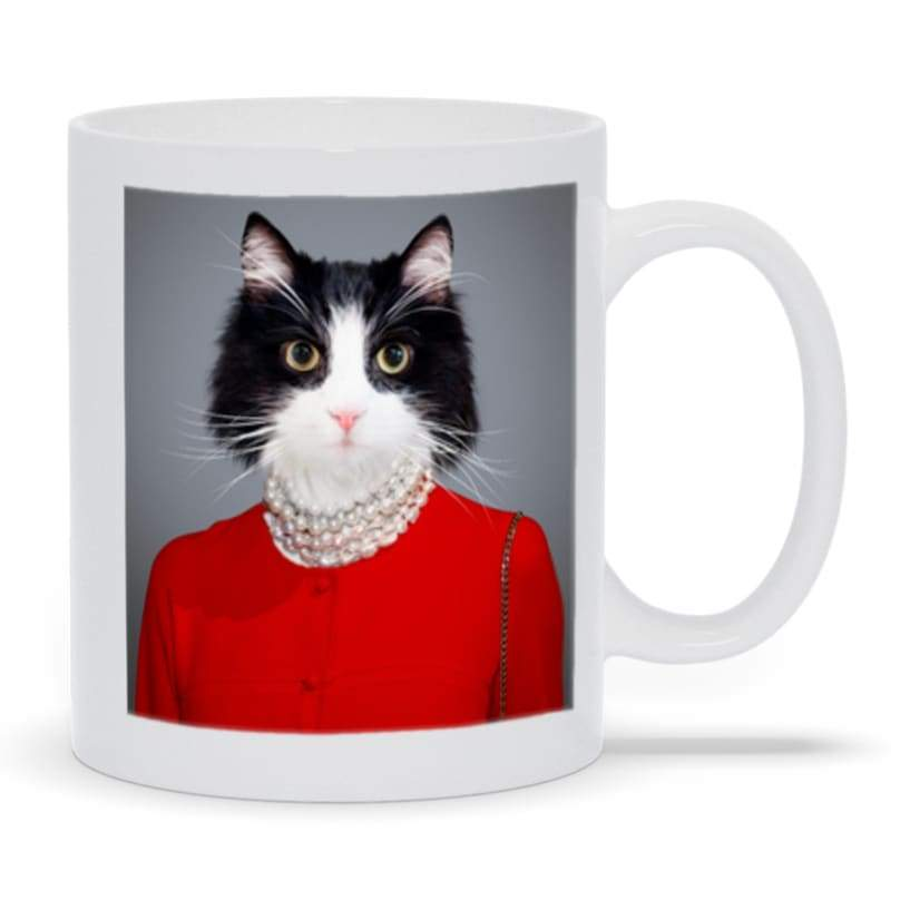 The Fashion Icon - Custom Pet Mug