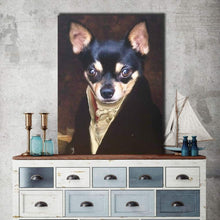 Load image into Gallery viewer, The Governor - Custom Pet Canvas