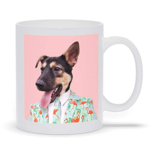 The Party Dude - Custom Pet Mug