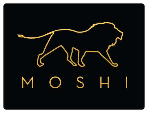 Moshi Lion Sticker
