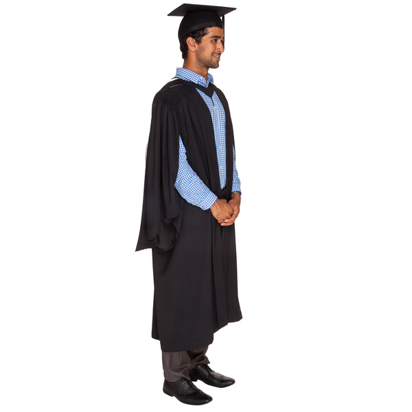 University Of Newcastle Bachelor Graduation Set (Hire)