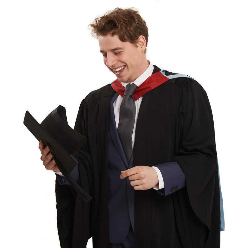 Macquarie University Masters Graduation Set (Hire)