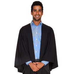 Bachelor Gown (Hire)