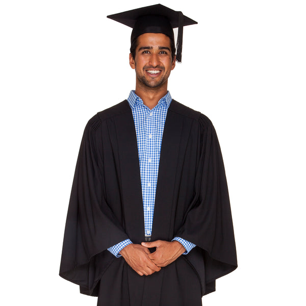Bachelor Gown & Mortarboard Bundle (Purchase)