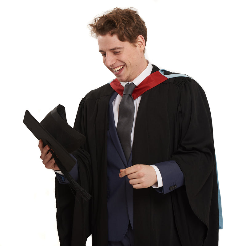 UNE Masters Graduation Set (Hire)