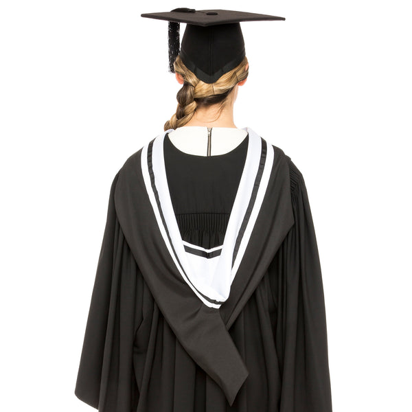 University of Melbourne Bachelor Hood (Hire)