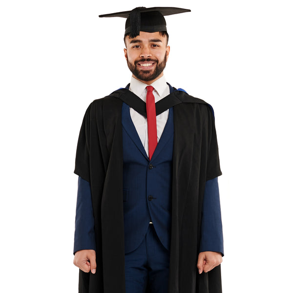 SCU Masters Graduation Set
