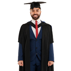 ECU Masters Graduation Set