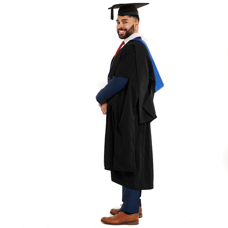 University Of Newcastle Masters Graduation Set (Hire)