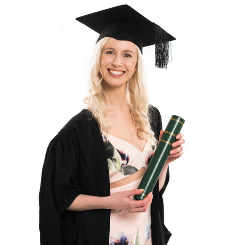 Gown and Mortarboard Bundle