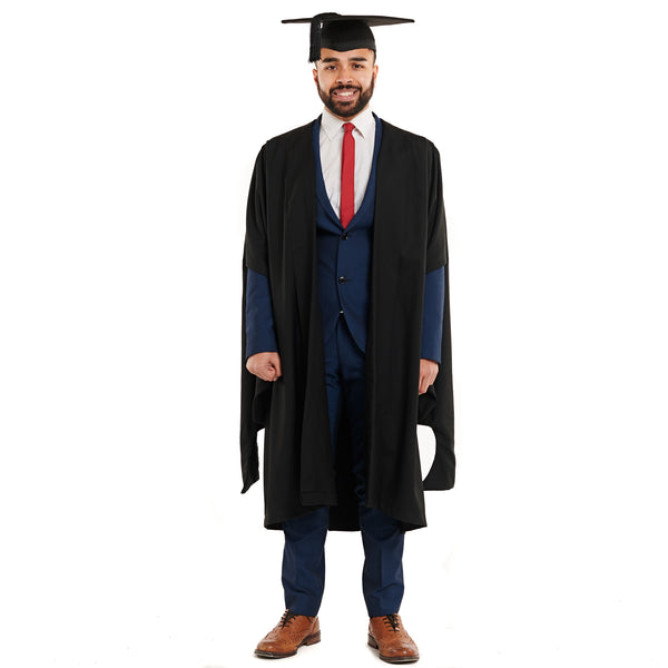 Masters Gown & Mortarboard Bundle (Hire)