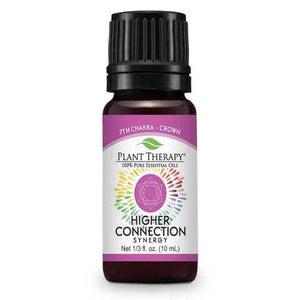 10 ml Higher Connection Crown Chakra Essential Oil