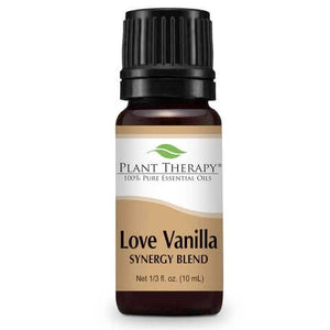 10 ml Love Vanilla Synergy Essential Oil