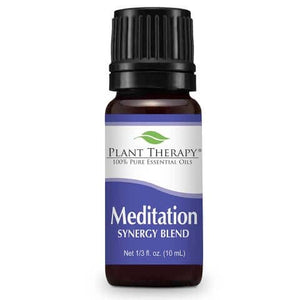 10 ml Meditation Synergy Essential Oil