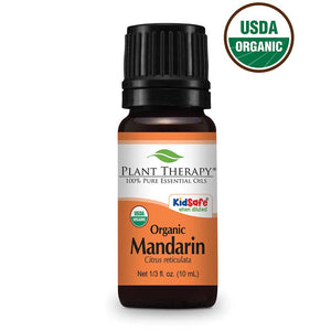 10 ml Mandarin Organic Essential Oil