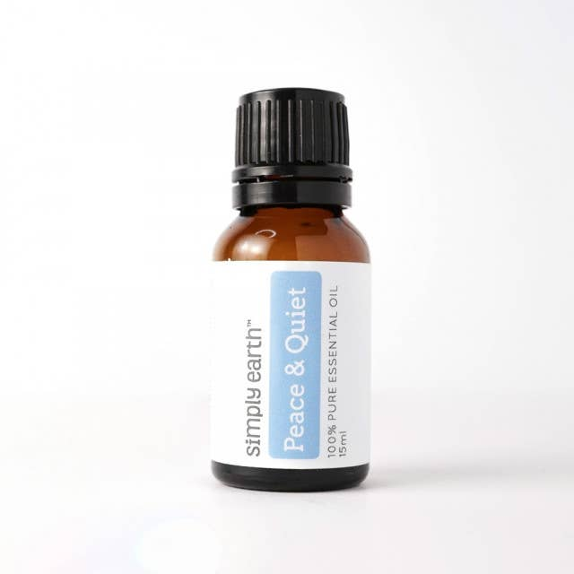 Peace & Quiet Essential Oil Blend 15ml