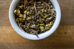 Vana Tisanes Loose-Leaf Creative Herbal Tea