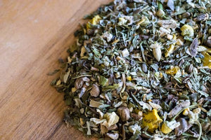 Vana Tisanes Loose-Leaf Digest Herbal Tea