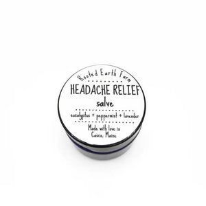 Headache Relief Salve