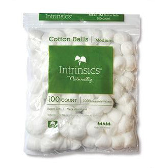 Intrinsics Cotton Balls - 100pk