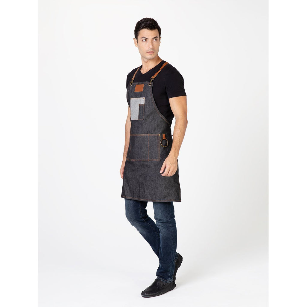 Betty Dain Brooklyn Denim Apron