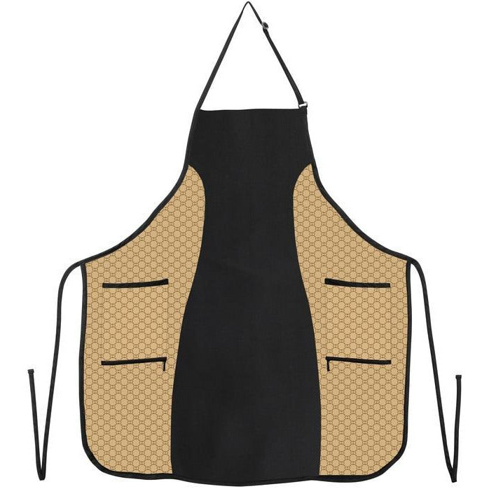 Cricket Color Block Slimming Apron