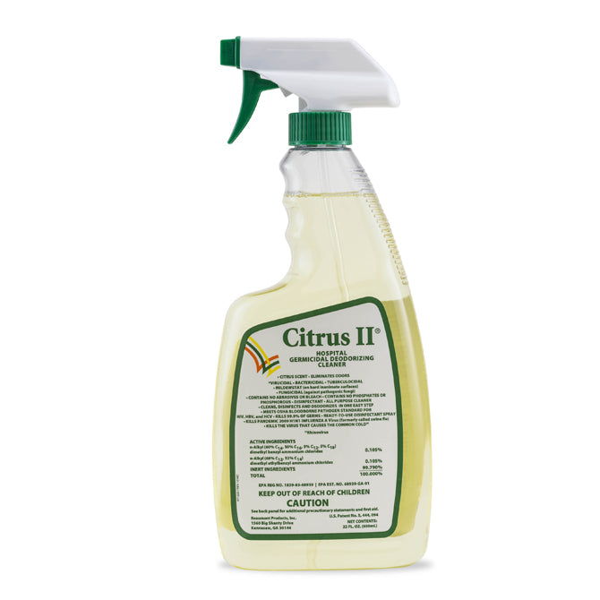Citrus II Germicidal Spray
