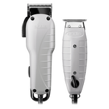 Andis Barber Combo W/ Adjustable Blade Clipper & Corded Trimmer