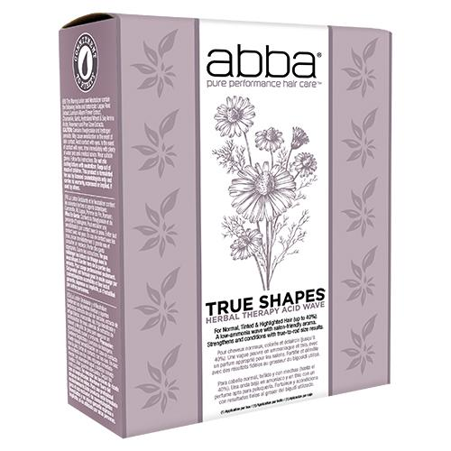 abba True Shapes Acid Perm