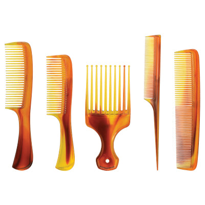 Aristocrat Assorted Tortoise Comb Set (AR-38)