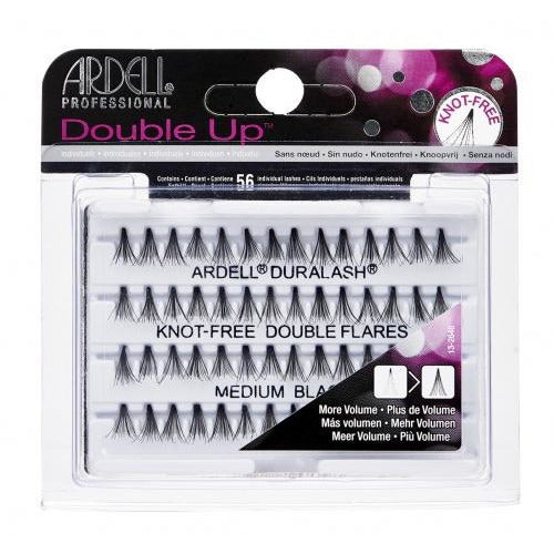 Ardell Double Individuals Medium Black Knot-Free
