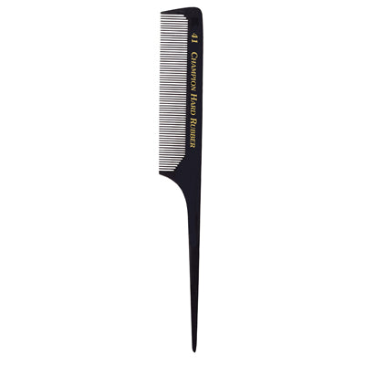 Champion #41 Hard Rubber Comb (C41)