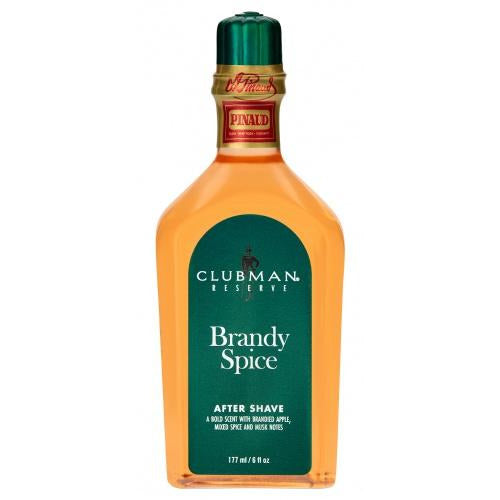 Clubman Brandy Spice After Shave Lotion 6oz